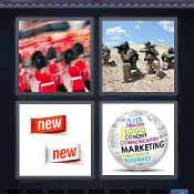 8 Letters 4pics1word Solutions