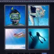 4pics1word 6 letters clock 6 letters 4pics1word solutions part 4 19085 | Diving