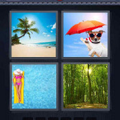 4pics1word 6 letters clock 6 letters 4pics1word solutions part 4 19085 | Summer